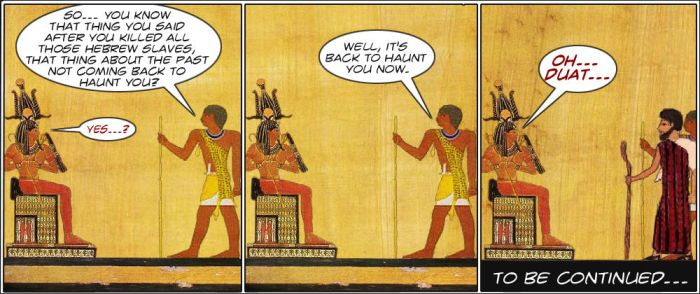 The King of Egypt: Return of Moses 1 by ServerusTare