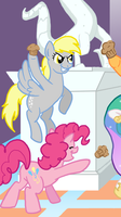 Foalpapers Commish Teaser No. 5 by the-gneech