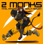 FF14 2 MONKS Free Request by PAL0527