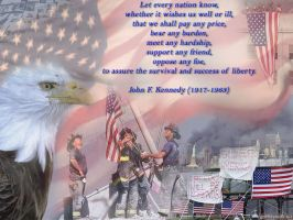 Collage: 9-11 Tribute by AskGriff
