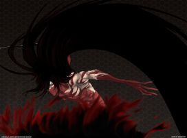 Red Getsuga by Grimmjow7