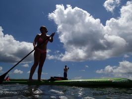 Stand and Paddle SUP 5179 by PaddleGallery