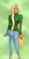 casual artemis by nashimi