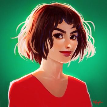 Amelie by BoFeng