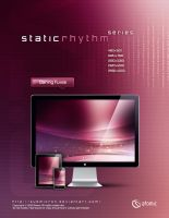 Static Rhythm Daring Fuxia by submicron