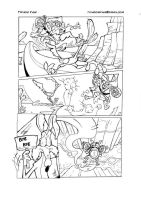 Road Runner & Wile E Coyote sample page by thiagovale