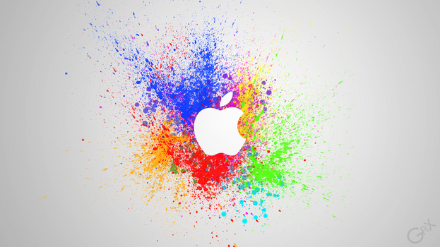 Apple Paint by GFsX