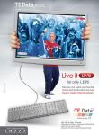 "TE Data ADSL ""Live"" by msalah"