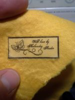 my business clothes label by ShelandryStudio