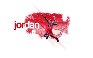 Michael Jordan Nation Wallpaper by IshaanMishra