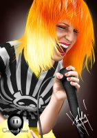 hayley willams by arbeneticss