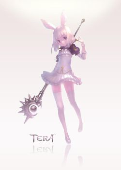 Elin - TERA by XAngelic-MoonX