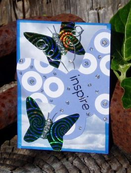 Inspired to Flutter ACEO by fattitude2001