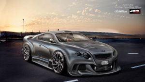 Bentley Continental GT by Active-Design