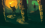 Uncharted by Ungapants
