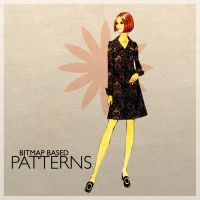 39 Bitmap Based Patterns 8 by paradox-cafe