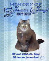 "Memory of Jasmine ""Jazzy"" by CaptainBarringer"