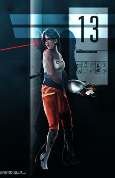 Portal 2- Are you still there? by aelice