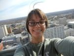 On Top of the Dome Selfie by i-do-enjoy-music