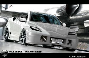 Mazda RXSpeed by LazziTuning