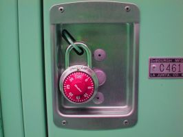 Locker C461 by SapheraRoseBurton