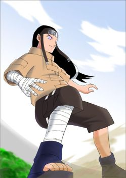 neji for daughterofashes by eekster