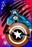 Classic Cap w Colors by Kid-Destructo