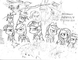 Ace Combat: Assault Equestria by PAK-FAace1234