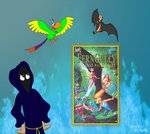 Cloaked Critic Reviews FernGully by TheUnisonReturns