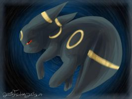Umbreon by lovelyfantasy