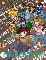GB-Gamers by E-vay