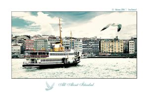 All About ISTANBUL by sinademiral