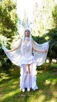 Lace Bunny by CherrySteam