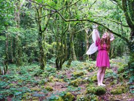 Forest fairy by LinMac