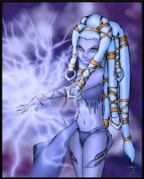 Shiva-the-Ice-Goddess by joephotoshop