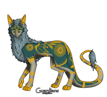 yurizemira : Arutu by GuardianAdoptables