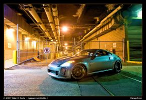 Synth19's Nissan 350Z by delobbo