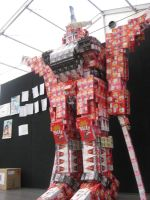 MANI 2010: Pocky Gundam? by tarukatheultimate
