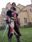 Templar of the Colonial (Shay Cormac cosplay) by TimeyWimey-007