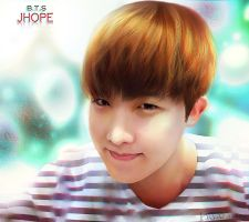 JHOPE BTS by SesameFruit