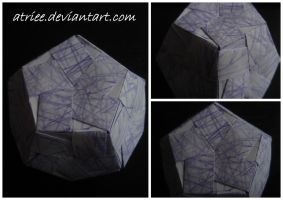 Dodecahedron by Atriee