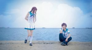 Nagi no Asukara by 35ryo