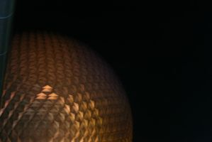 Epcot At Night by Saticburn