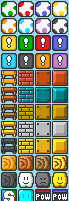 Mario Block and Object Tiles by malice936