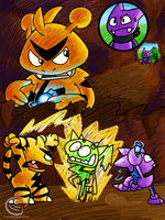 PMD - Rescue Mission 1 by Piranha2021