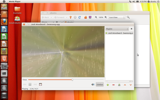 Ubuntu 11.04 by spliceosome