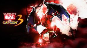 Ultimate marvel vs capcom 3 Firebrand Wallpaper by KaboXx