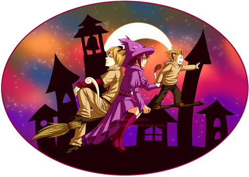 Night of the Witches by Gabbi