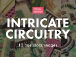 Intricate Circuitry: 10 Free Stock Images by Matt-Mills