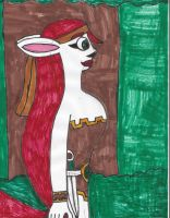 Aural The Faun by nyro1